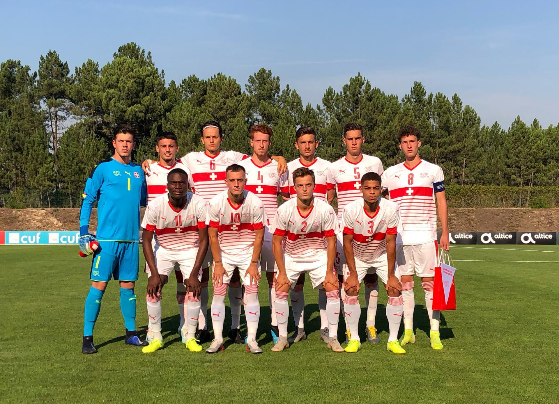 Freundschaftsspiel U20 Nationalmannschaft